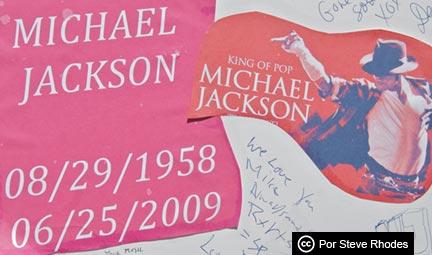 La muerte de Michael Jackson asustó a Google
