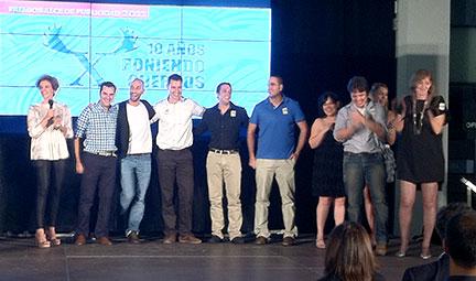 Premios ALCe 2011: Grupo Enfoca consigue el premio a la mejor Campaña Online!