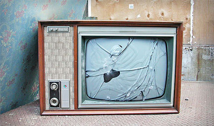 Internet destrona a la Televisión